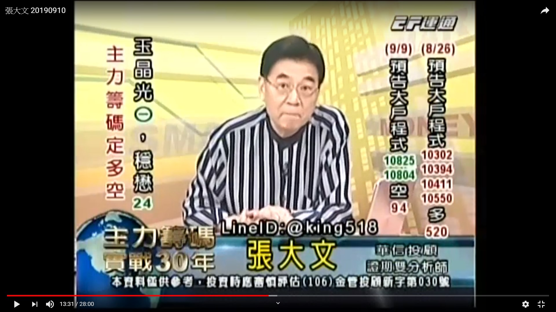 20190910 運通財經