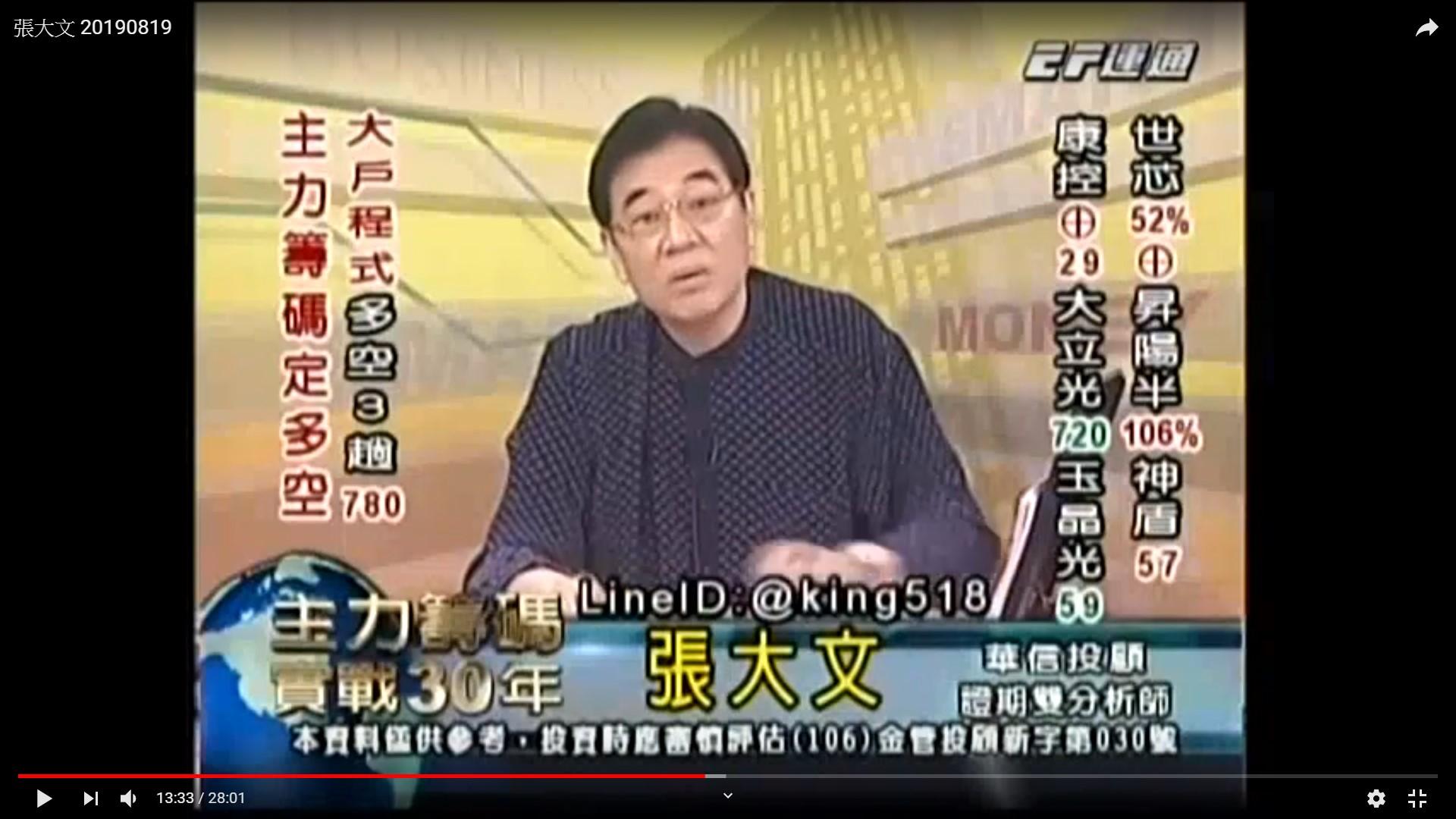20190819 運通財經